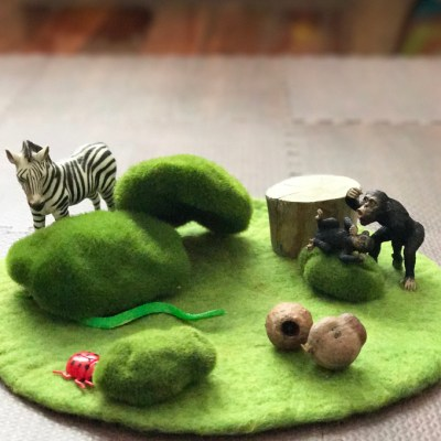 Stories of Play – When They Take A Play Setup in a Totally Different Direction