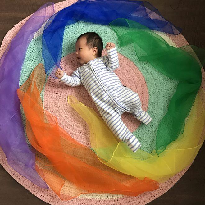 Baby Sensory Play, Play Silks