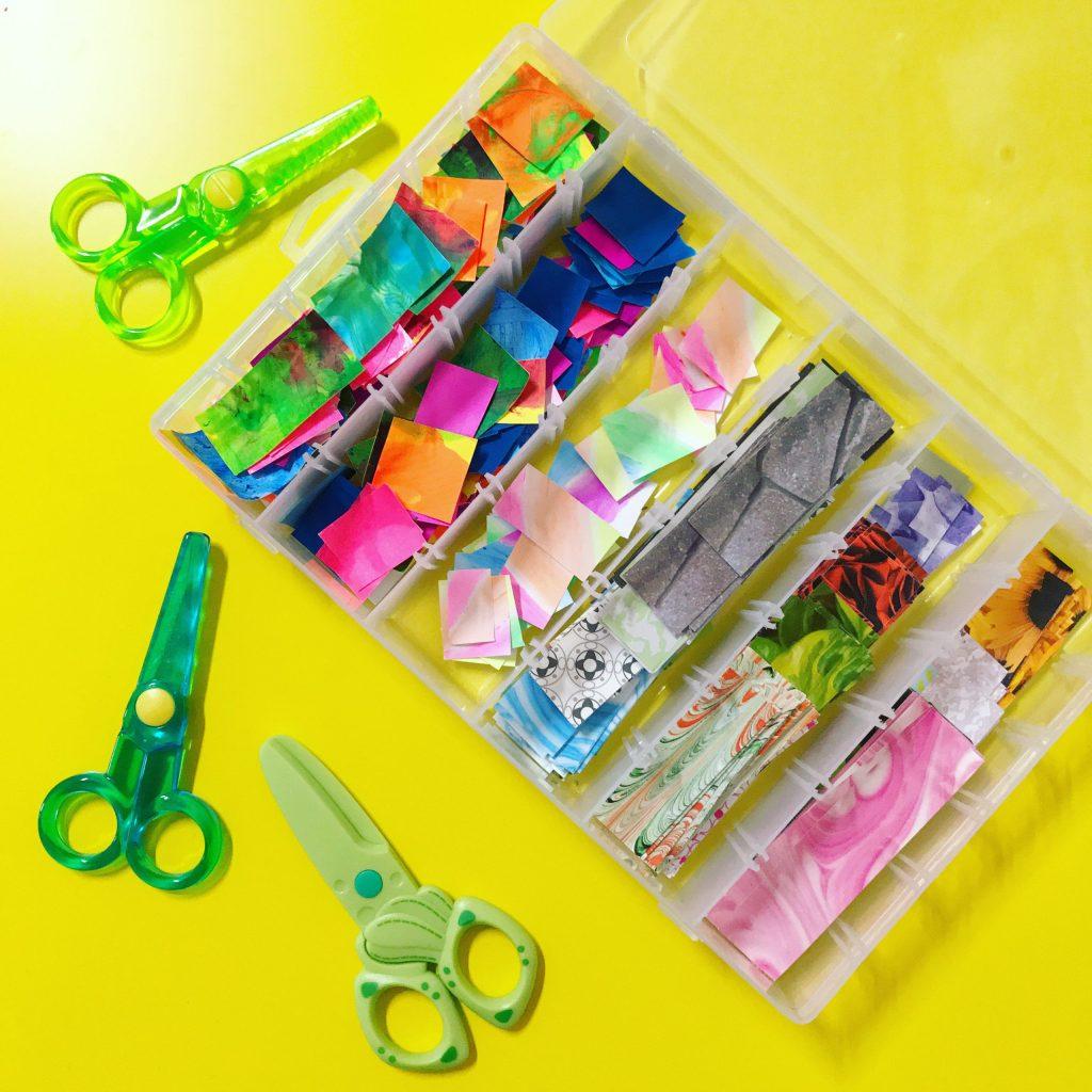 art supplies - scissors