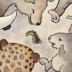 A Caterpillar's Voice Story