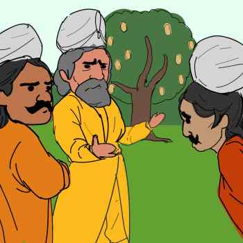 Birbal and the Mango Tree
