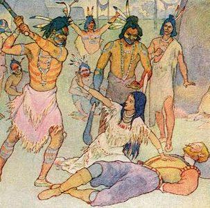 Pocahontas Story