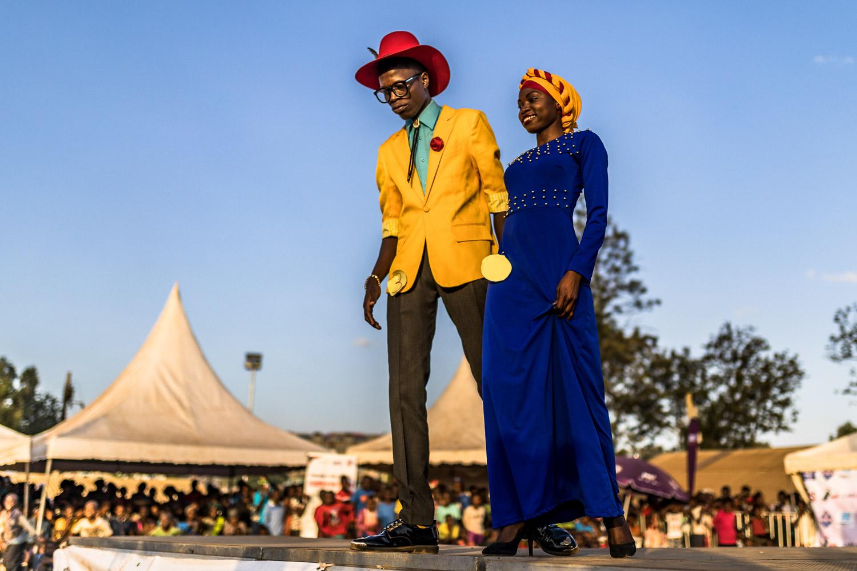 Mr and Miss Kibera 2017.