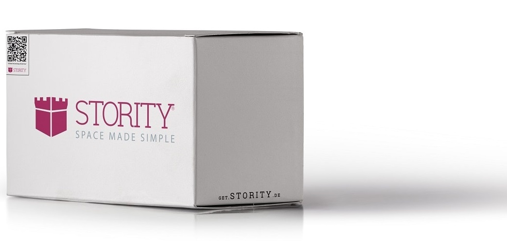 STORITY Pappkarton/ Lagerbox