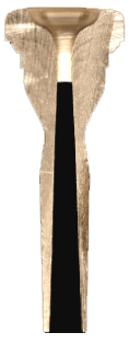 Stork Studio Master LD Trumpet Mouthpiece