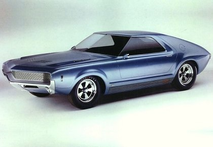 Amc Amx Wiring Diagram Concept Cars American Motors 1964 1981 Super Design