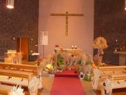 Erntedankfest in St. Marien