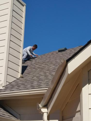 Roofing Repair Contractor in Allen