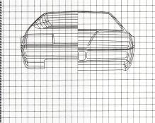 1978 BMW M1 brochure