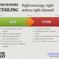 Omnichannel retail a guide for digital marketing professionals