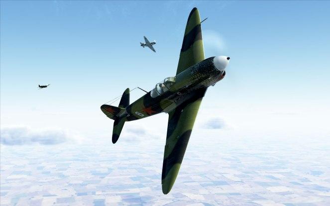 An Ace maker, the Yak-1B!