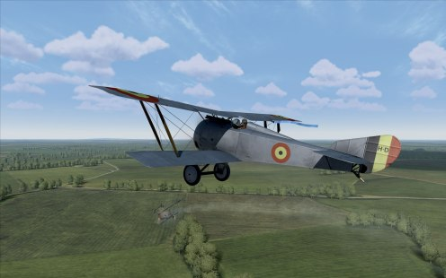 The Hanriot HD.1