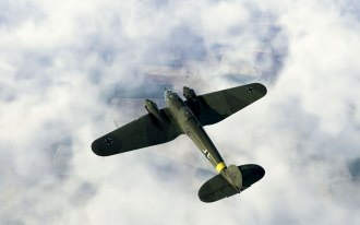 The He111H-16 looks very similar on the outside