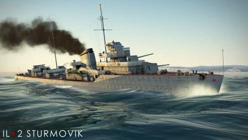 Type 7 destroyer