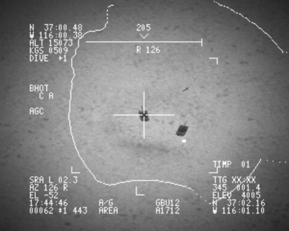 heatblur also posted images from their lantirn low altitude navigation and targeting infrared for night pod implementation showing the f 14 picking off a  [ 1000 x 800 Pixel ]