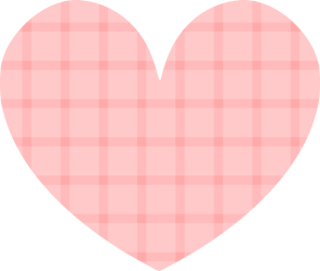 hearts clipart gingham transparent clip background pink purple open checked check advertisements tab save right