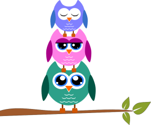 owl clipart cute transparent owls background branch clip cliparts silhouette bird animals mandarin clipground dpi quality branches webstockreview yrs age
