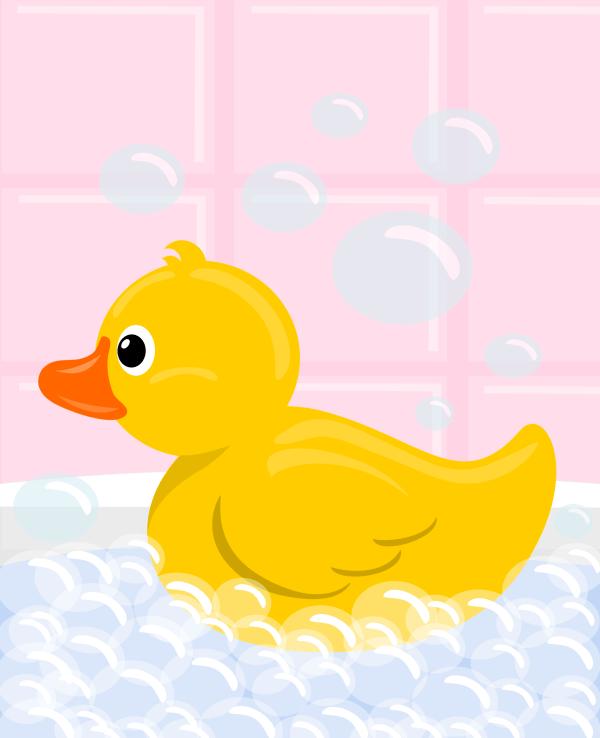 rubber duck clipart stormdesignz