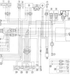 xt350 wiring diagram wiring diagram dat 1988 yamaha xt 350 wiring diagram wiring diagram expert xt350 [ 1235 x 836 Pixel ]