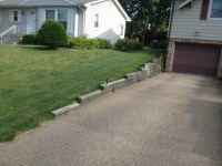 Bacchi Retaining Wall Tear Out & Redo - Storm Irrigation ...