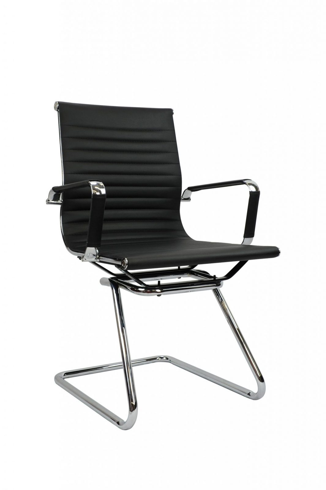 Aero Chair Aero Leather Visiting Chair