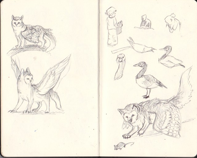 owl griffins