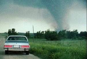Jarrell Tornado Strengthening