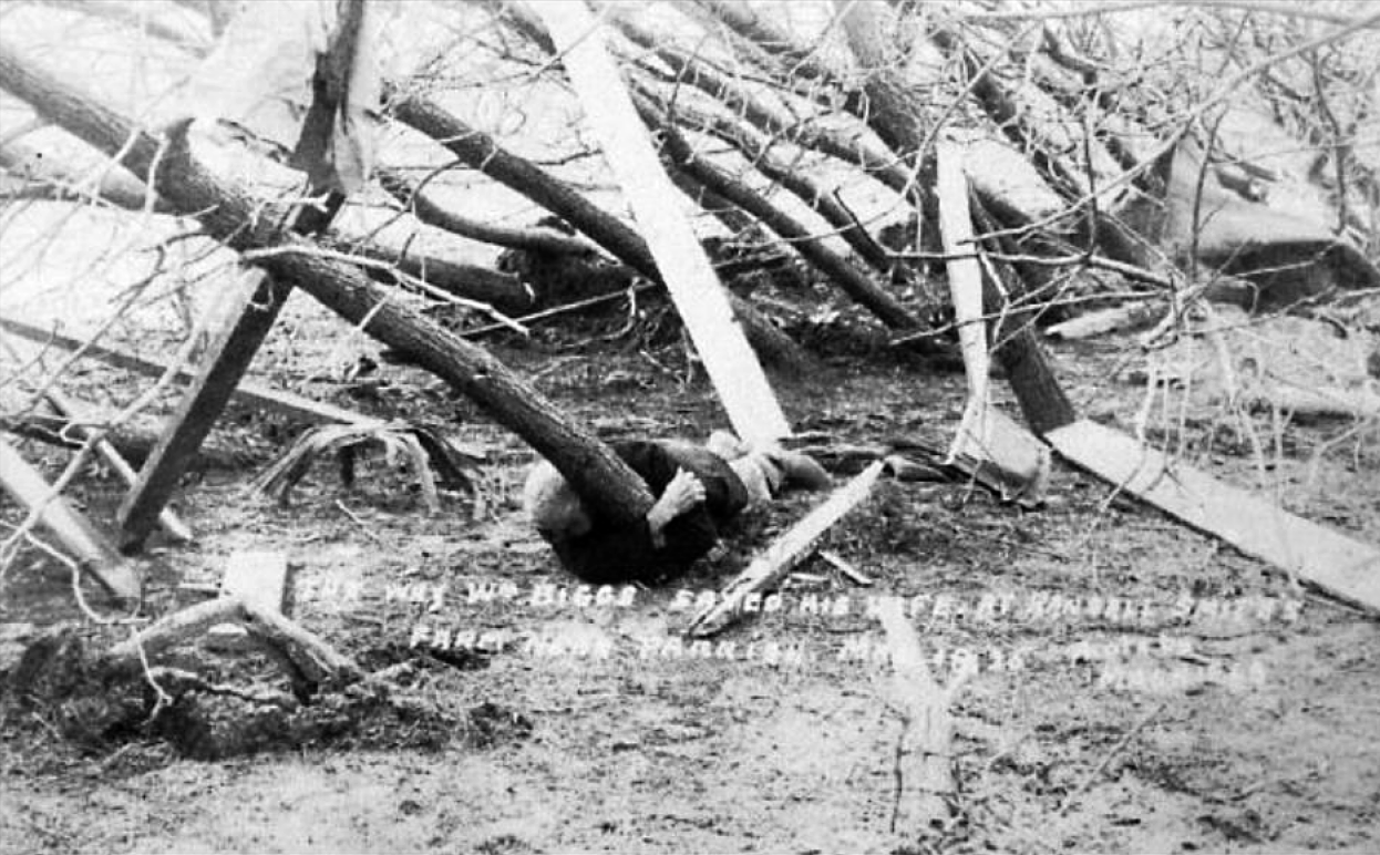 March 18 1925 The Tri State Tornado Stormstalker