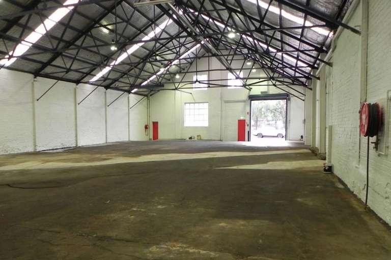 Botany warehouse front