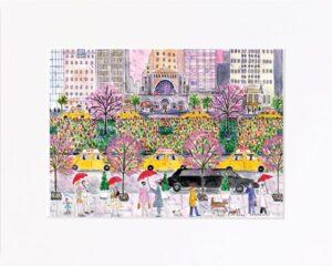 Park Avenue Spring Print