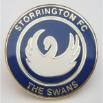Storrington FC Pin Badge