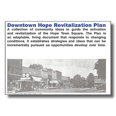 Hope Downtown Revitalization Plan (Final)