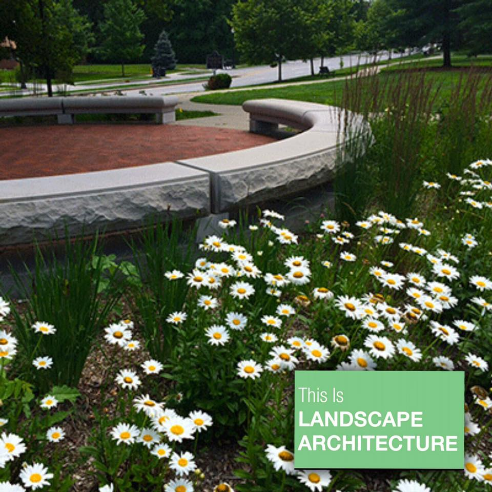 Alice Carter Place a pocket park on historic north Meridian Street