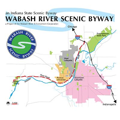 Wabash River Scenic Byway Management Plan - EPub