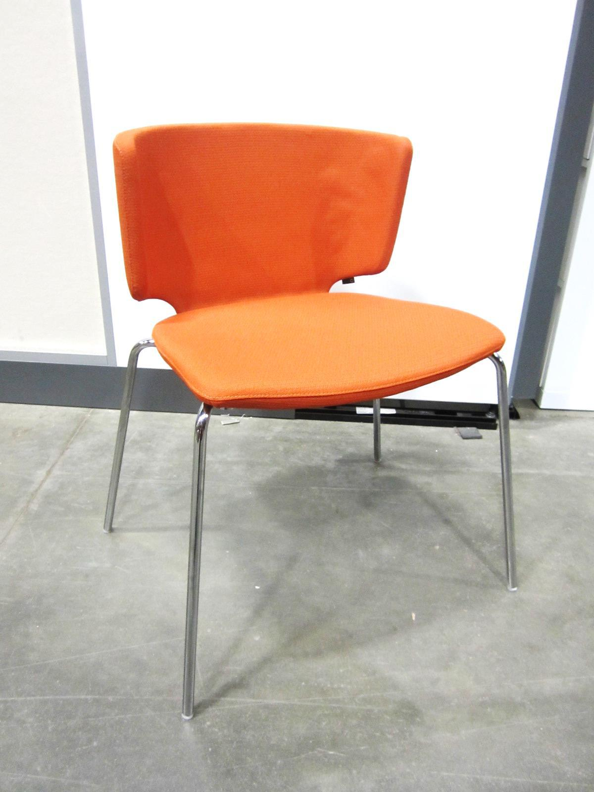 coalesse wrapp chair side chairs with arms for living room guest storr preowned