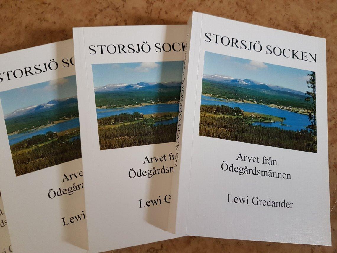 Storsjö sockenbok