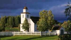 storsjö kyrka