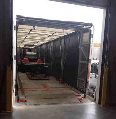 STORsquare Natural Gas Forklift