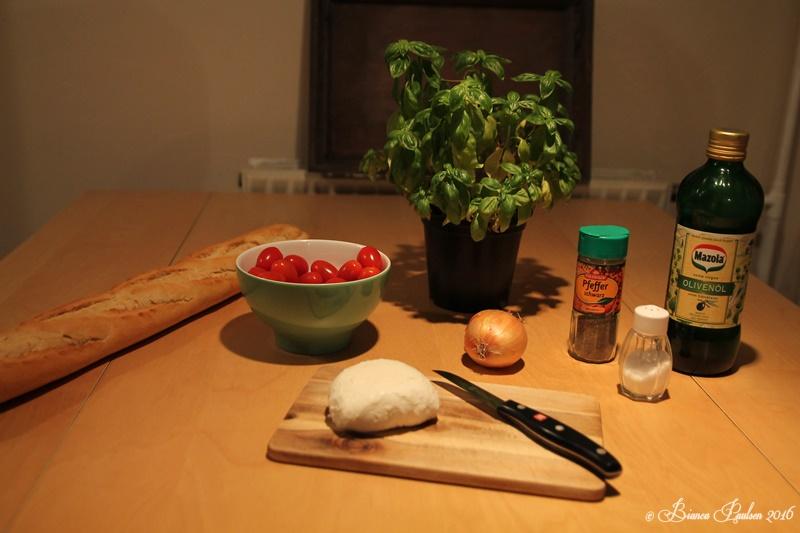 Bruschetta Rezept