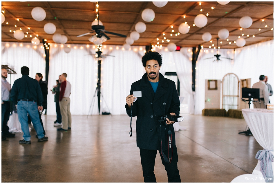Behind the scenes with Story and Rhythm wedding photographer and DJ_0316