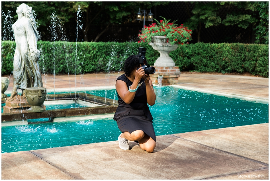 Behind the scenes with Story and Rhythm wedding photographer and DJ_0332