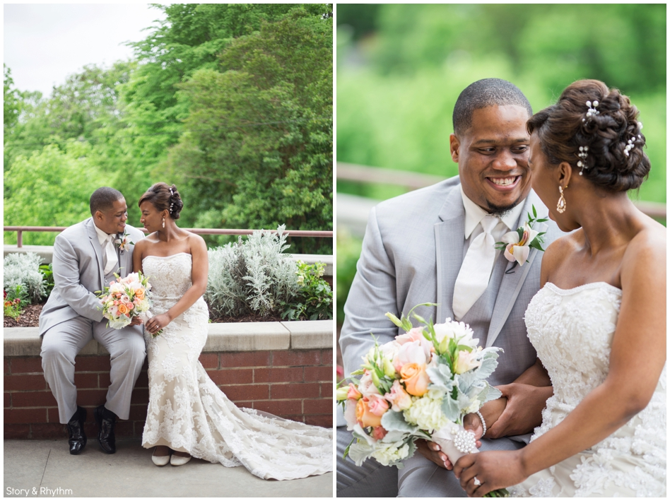 Sheraton Imperial Hotel wedding in Durham NC_1126
