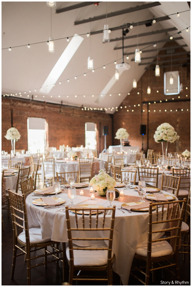 Chapel Hill wedding receptions