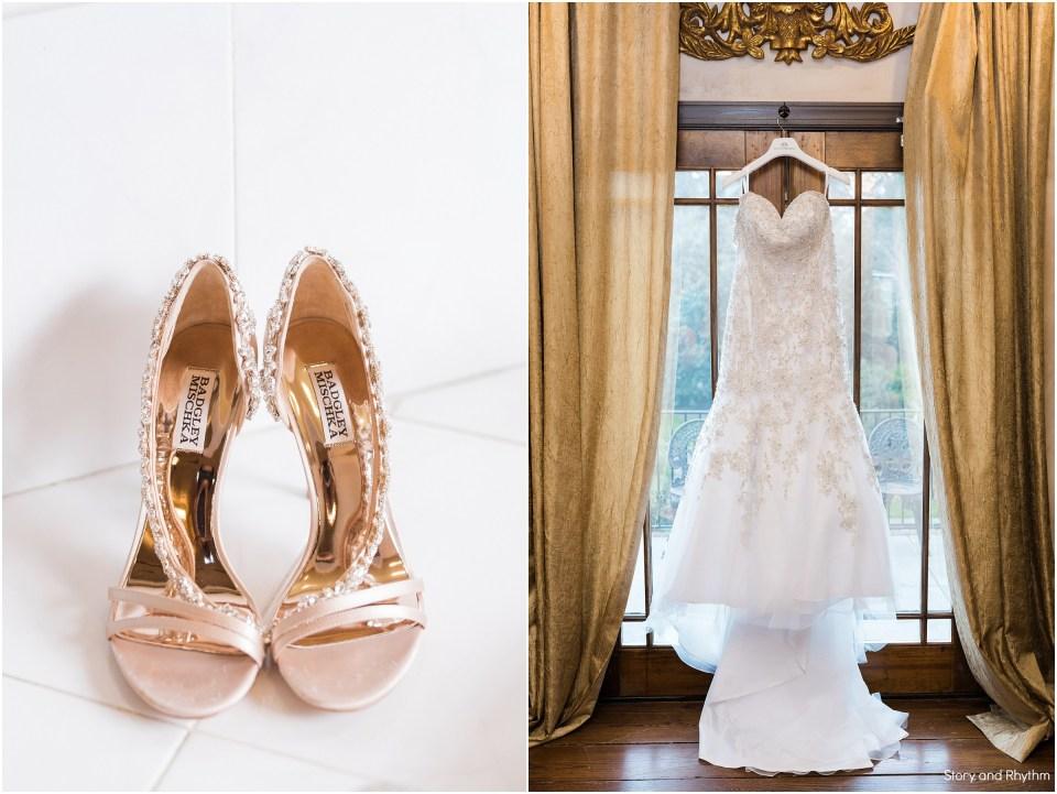 Wedding at Barclay Villa in Angier, NC