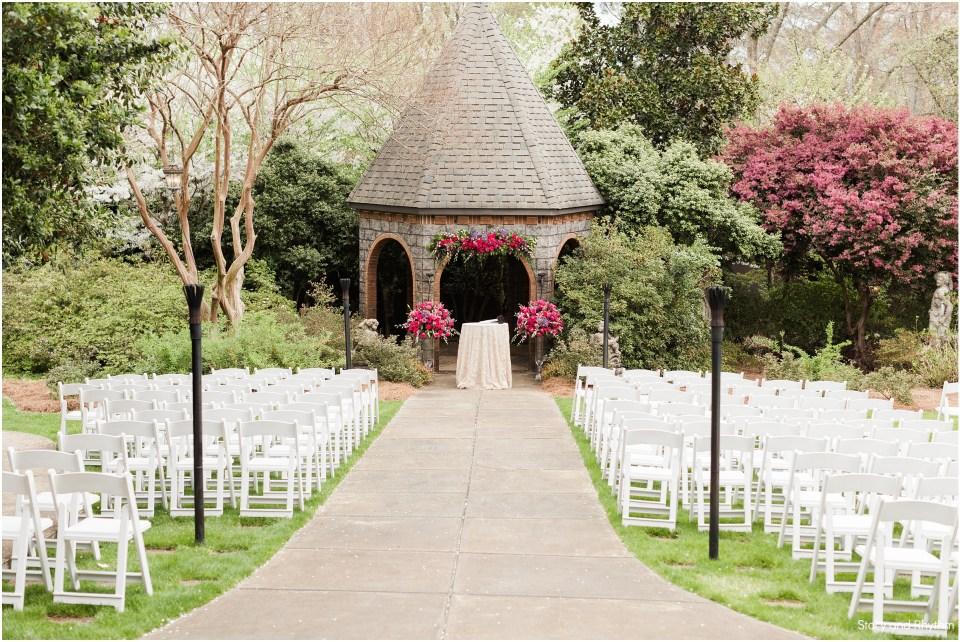 Wedding at Barclay Villa
