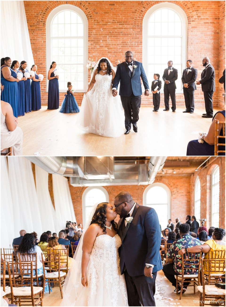 African American wedding photographer in Durham NC