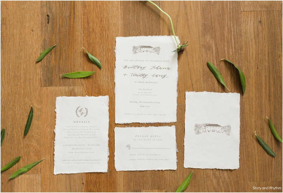 Stationary by Oaks and Gray Paper