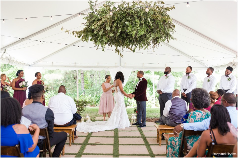 African American wedding photographer in Raleigh North Carolina