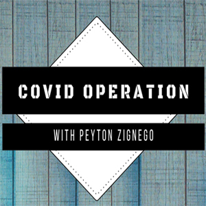 Covid Operation EP 99 How Peyton Podcasts