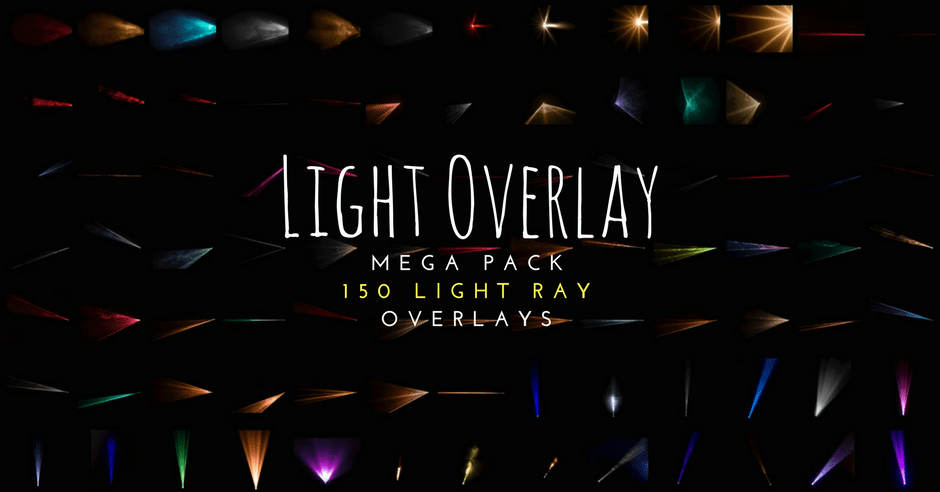 light overlay mega pack
